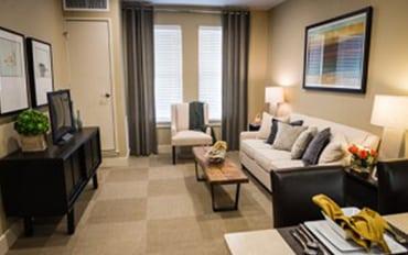 Small Suite at Avanti Senior Living - Senior living Suites at Avanti