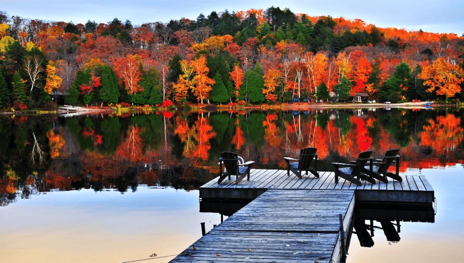 5 Best places to visit for autumn colors