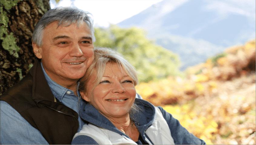 5 senior myths debunked - Senior Couple