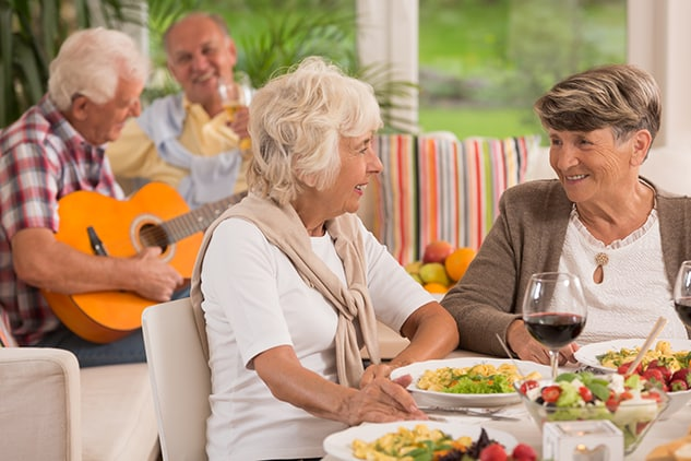 Amenities in Assisted Living - Personalization