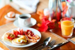 Avanti Senior Living - Breakfast
