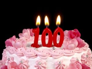 Avanti Senior Living - 100th Birthday