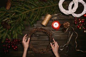 Avanti Senior Living - Christmas Decorations